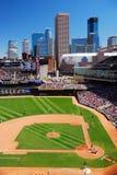 Champ de cible, Minneapolis photo libre de droits