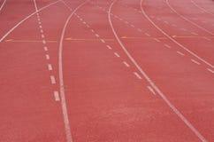 Champ de courses Images stock