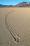 Champ de courses Playa, Death Valley (la Californie) Image libre de droits