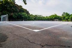 Champ de Futsals Images libres de droits