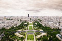 Champ de Mar and Wall of Peace Royalty Free Stock Photography