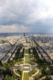 Champ de Mars Fotos de Stock