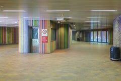 Champ de Mars (métro de Montréal) Photos stock