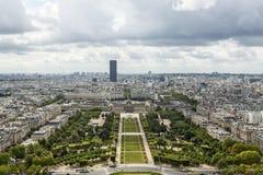 Champ de Mars, París fotografía de archivo