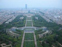 Champ de Mars, París, 2005 Imágenes de archivo libres de regalías