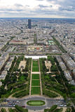 Champ de Mars Paris Royalty Free Stock Photos