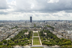 Champ de Mars, Paris Photographie stock