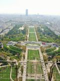 Champ de Mars Paris Photos stock