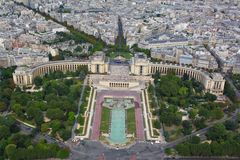 Champ de Mars, Paris Royalty Free Stock Images