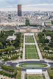 Champ de Mars Paris Stock Images