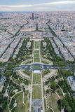 Champ de Mars Paris Royalty Free Stock Photography