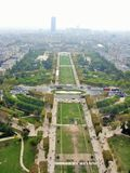 Champ de Mars Paryż Zdjęcie Stock