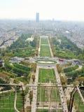 Champ de Mars Paryż Zdjęcia Stock