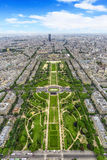Champ de mars Royalty Free Stock Images