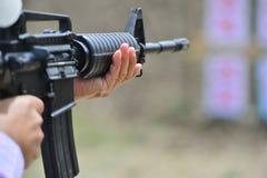 Champ de tir photos libres de droits