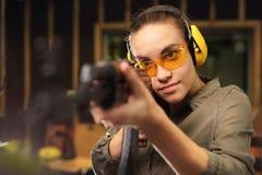 Champ de tir images libres de droits