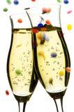 champage Fotografia Stock