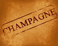 Champage Royalty Free Stock Images