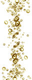 Champage bubbles Stock Photography