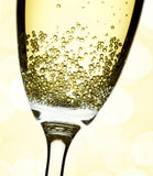 Champage close-up Royalty Free Stock Photo