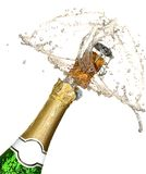 Champagn burst Royalty Free Stock Photo