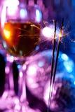Champagne Stockfoto