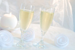 Champagne Image stock