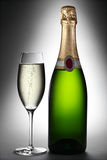 Champagne 2 Stock Images