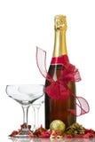 Champagne 2013 dell'nuovo anno Fotografia Stock Libera da Diritti