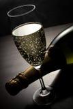 champagne Arkivfoto