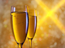 Champagne. Stock Images
