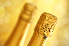 Champagne Fotografia Stock Libera da Diritti
