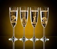 Champagne Lizenzfreies Stockbild