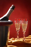 Champagne Imagens de Stock Royalty Free