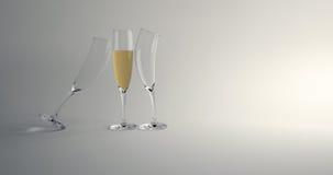 Champagne Photographie stock libre de droits