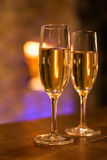 The Champagne Stock Image