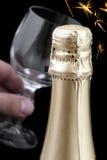 Champagne. Lizenzfreie Stockfotos