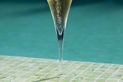 Champagne Stockbild