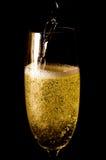 Champagne Fotografie Stock