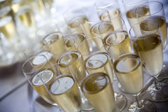 Champagne Images stock