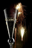 Champagne Lizenzfreie Stockfotografie