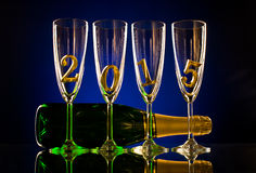 Champagne Fotos de Stock Royalty Free