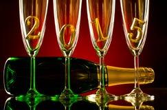 Champagne Imagem de Stock