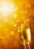 Champagne arkivfoton