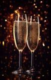 Champagne Fotografia Stock