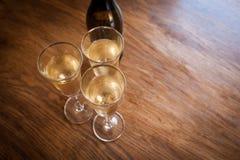 Champagne Fotos de Stock Royalty Free