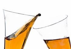 Champagne royalty-vrije stock afbeelding