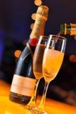 Champagne royalty-vrije stock foto's