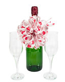 Champagne And Wine Glasses