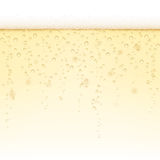 Champagne background - horizontally tile-able. Illustration of a champagne background - horizontally tile-able Royalty Free Stock Photos
